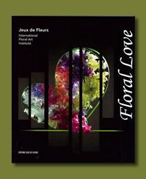 私の友人のマリーフランソワーズ デプレーズのフラワーデザインの本を紹介します。
